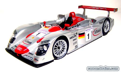 Diecast King Maisto 2001 Audi R8