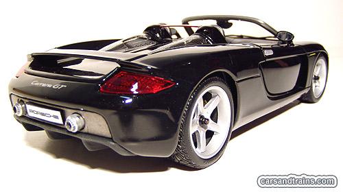 cast King Maisto Porsche Carrera GT