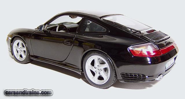 cast King Maisto Porsche Carrera 4S