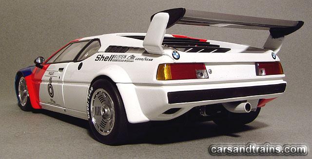 Diecast King PMA BMW M1 Procar Piquet