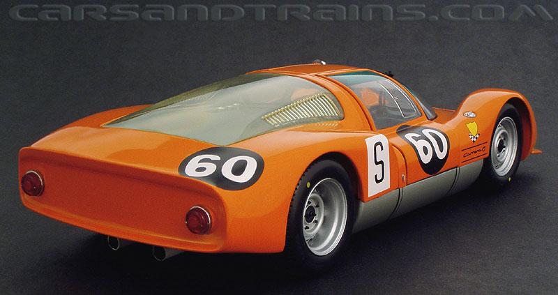 Diecast King Pma Minichamps Porsche 906 1966 Nurburgring